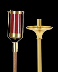 Processional Torches - Acolyte Candlesticks