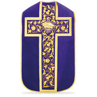 Fiddleback Chasubles