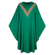Green Chasubles for Ordinary Time