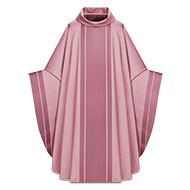 Rose Chasubles for Advent