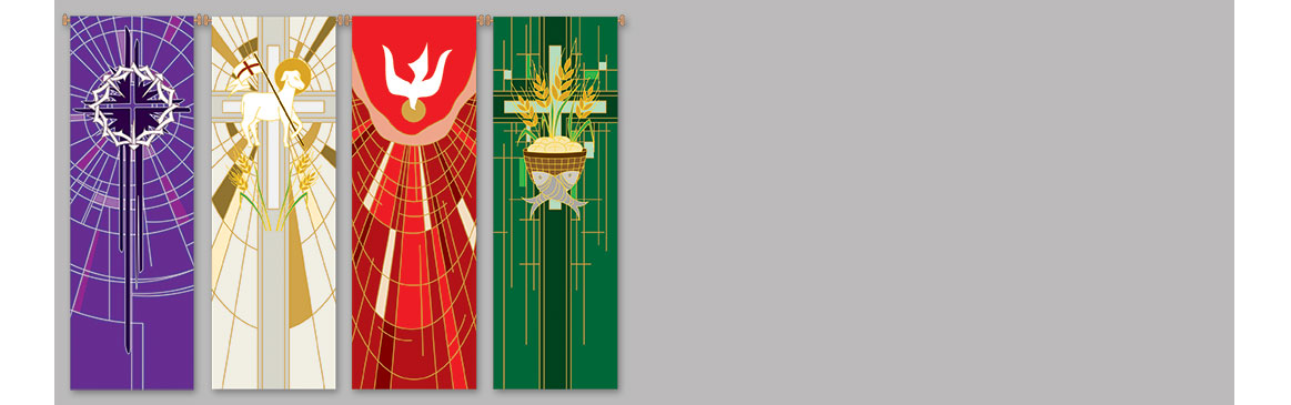 Inside Church Banners - New Designs