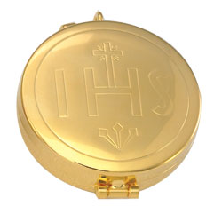 Communion Pyx | 7 Host Capacity | 2022G