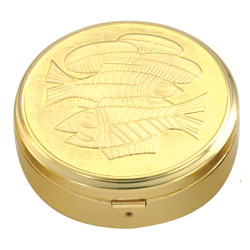 Communion Pyx | 45 Host Capacity | 3254G
