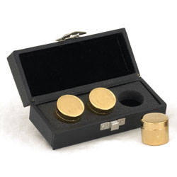 Oil Stock Set and Case Style 9149G