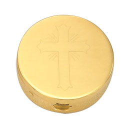 Communion Pyx | 6 Host Capacity | 9851G