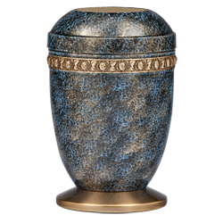 Urn - Copper/Brass