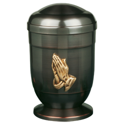 Urn - Praying Hands