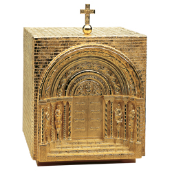Tabernacle - Romanesque Cathedral