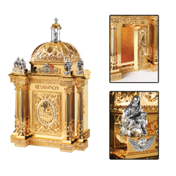 Tabernacle - The Four Evangelists