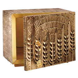 Tabernacle - Wheat Motif