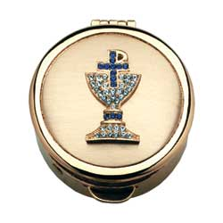 Communion Pyx | 15 Host Capacity | PC953