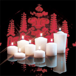 Church Votive Candles - Cathedral