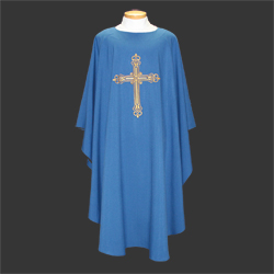 Chasuble - Cross design - BUY 3 GET 1 FREE!