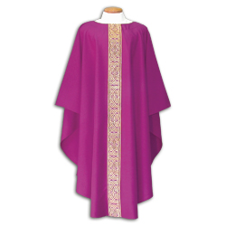Beau Veste - Purple Chasuble