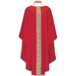Beau Veste - Red Chasuble