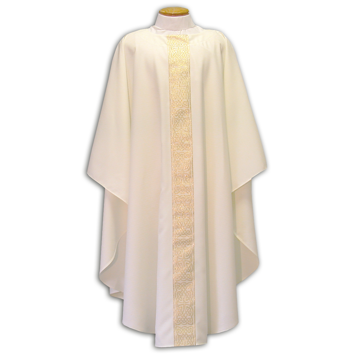 Image result for white and gold vestments