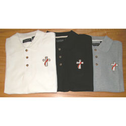 Deacon Polo Shirt - Short/Long Sleeve