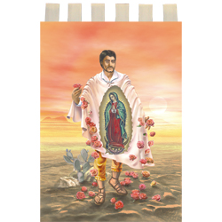 Banner - San Juan Diego/O.L. of Guadalupe