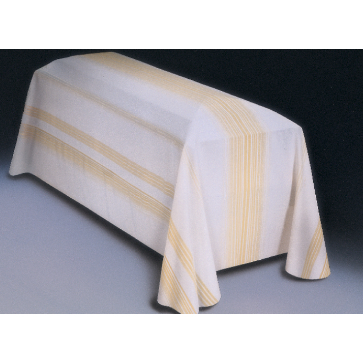 Funeral Pall - Stripe Design - ChurchSupplies.com