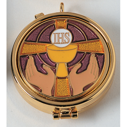Communion Pyx | 7 Host Capacity | K187