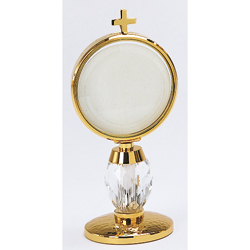 Chapel Monstrance with Crystal Node