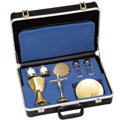 Mass Kit, Gold Plated, With Paten
