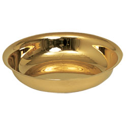 Ciborium Bowl, Stainless Steel, Polished Finish