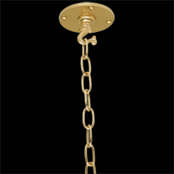 Steel Chain for Hanging Sanctuary Lamp