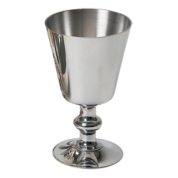 Chalice, Pewter, 8 oz
