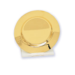 Paten, Well Type, Gold Plated