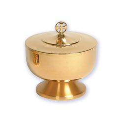 Ciborium Bowl with Cover