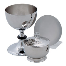 Paten, Stainless Steel, Satin finish