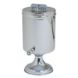 Holy/Baptismal Water Urn Without Handles
