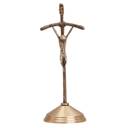 Altar Crucifix, Pope John Paul, Only