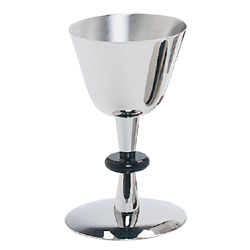 Chalice and Paten, Stainless Steel