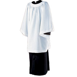 Abbey Brand - Liturgical Surplice Style 335