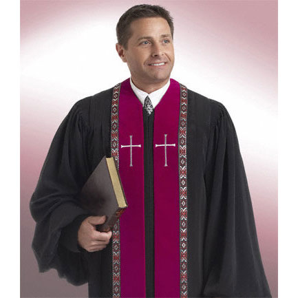 bb6cc82060 Men s Robe Style H-179 - ChurchSupplies.com