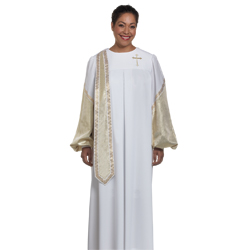 Women's Robe - Lame Evangelist H-36