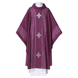 Arte Grosse Vincent Chasuble - Purple
