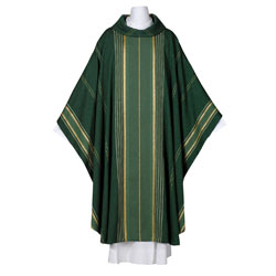 Arte Grosse Daniel Chasuble - Forest Green