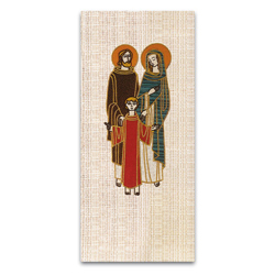Tapestry/Banner - Holy Family