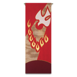 Tapestry/Banner - Holy Spirit