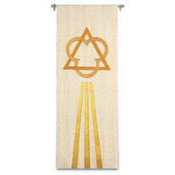 Tapestry/Banner - Trinity