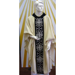 Vestment - White - Slabbinck - Chasuble