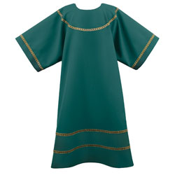 Dalmatic - Hunter Green (Theological Threads)