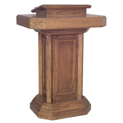 Pedestal Pulpit