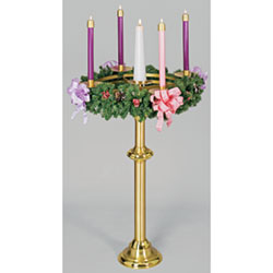 Advent Wreath | Floor Standing | 1937