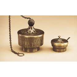 Censer/Thurible & Boat