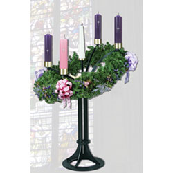 Advent Wreath | Floor Standing | 3925