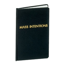 Mass Intention Record Book | 1000 entries | #253